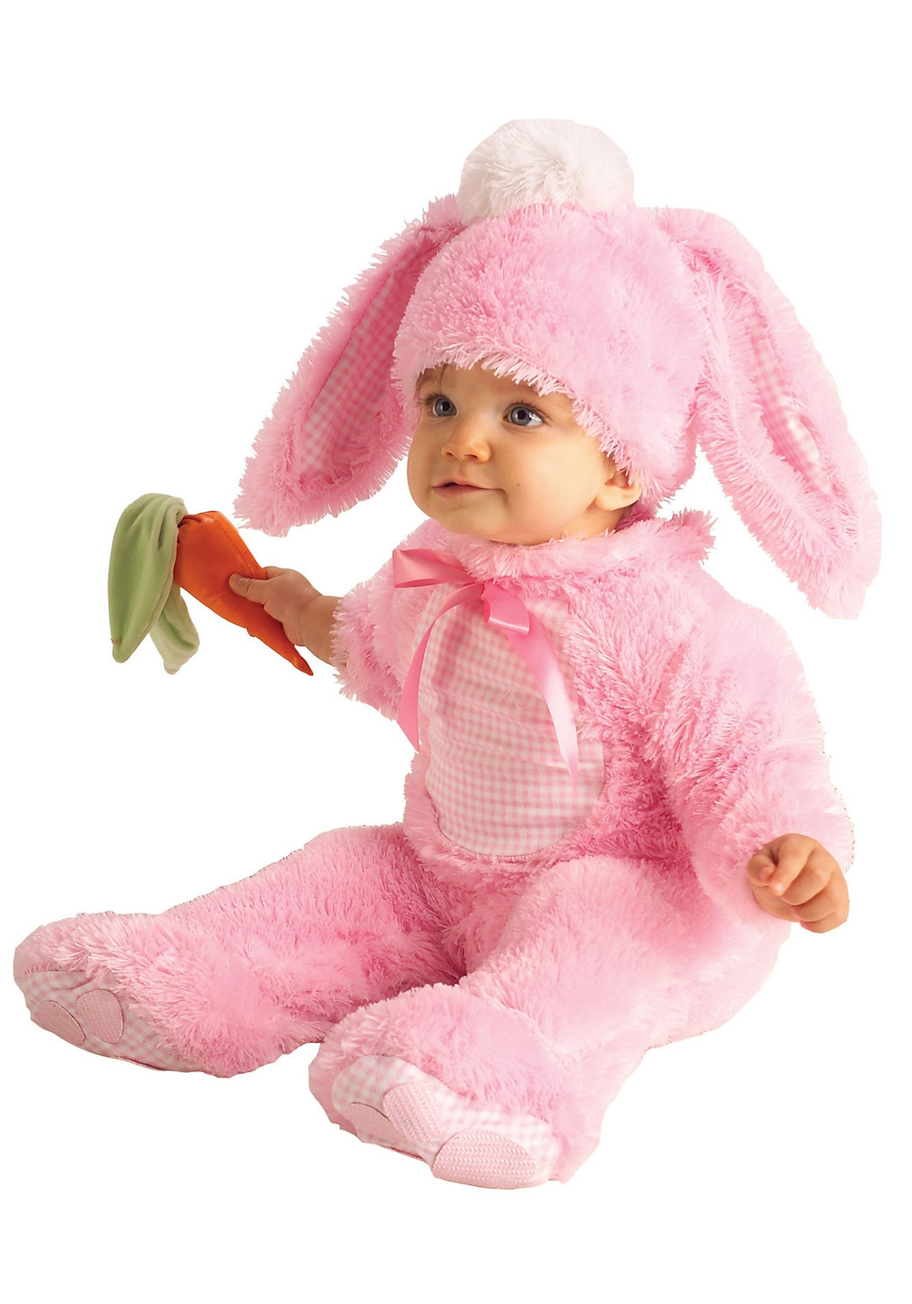 Easter bunny outfit for baby girl