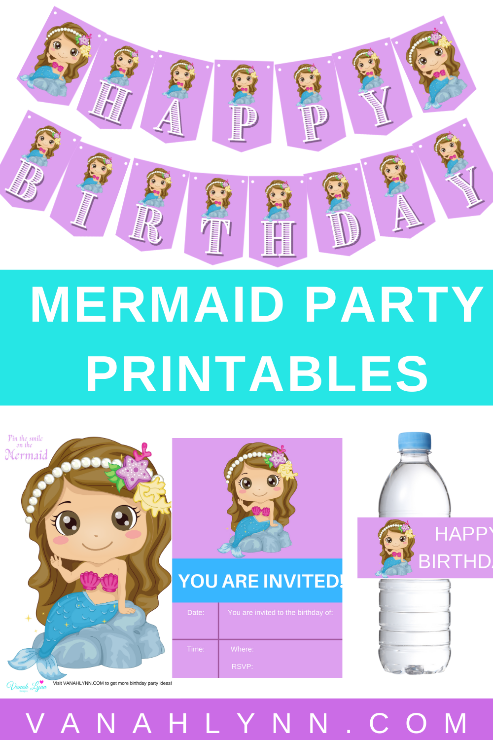 under the sea 1st birthday party supplies