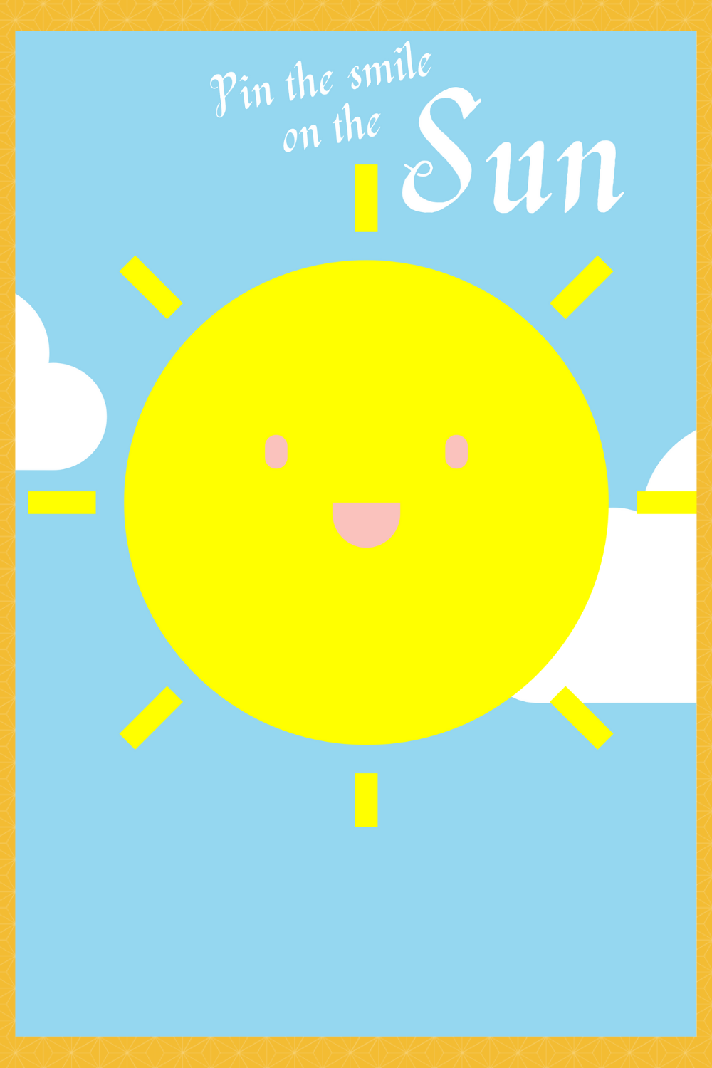 you are my sunshine birthday party ideas for kids