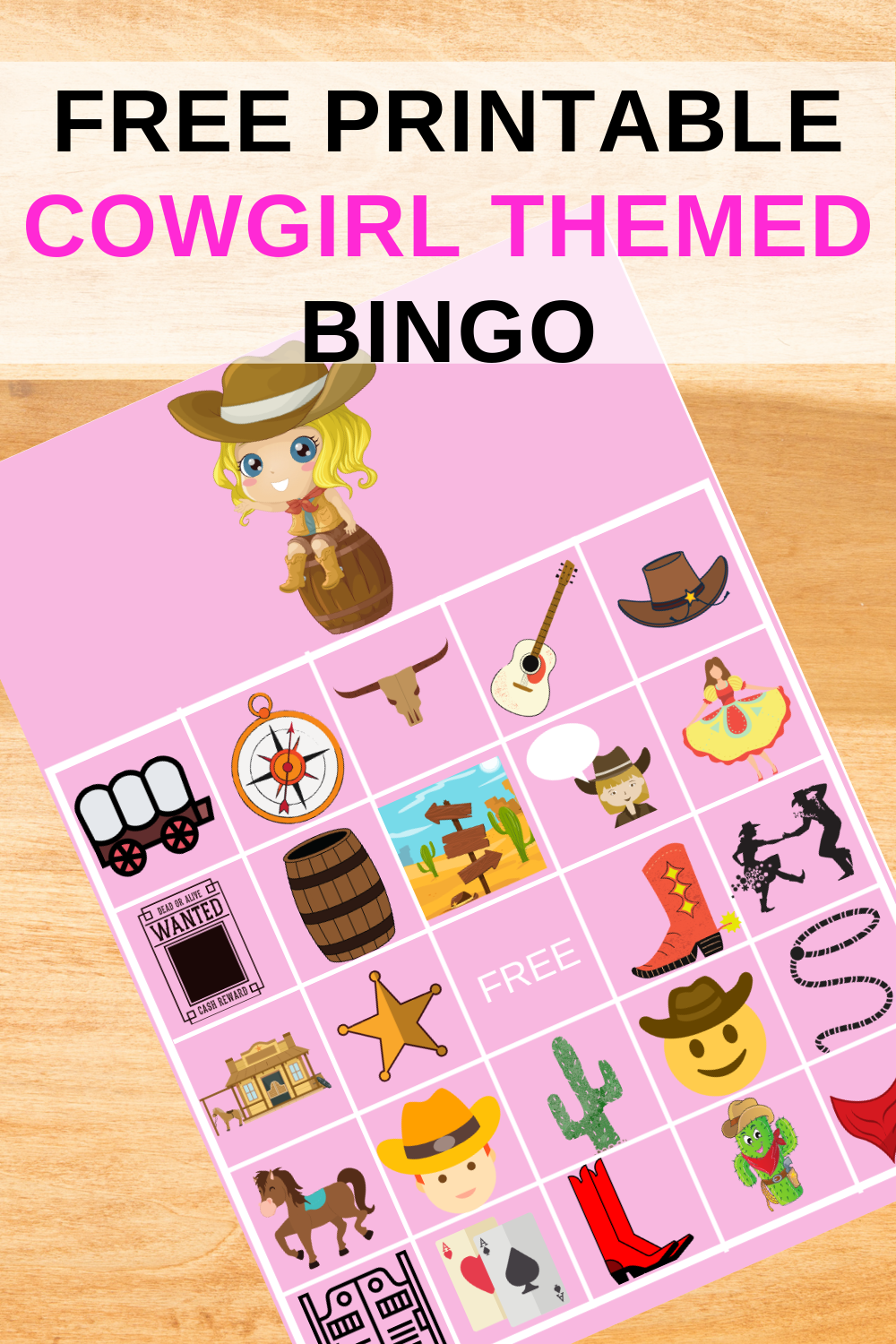 Cowgirl themed birthday party games for toddlers