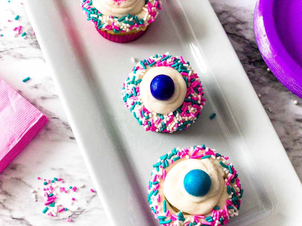 cute cupcake ideas for girl birthday