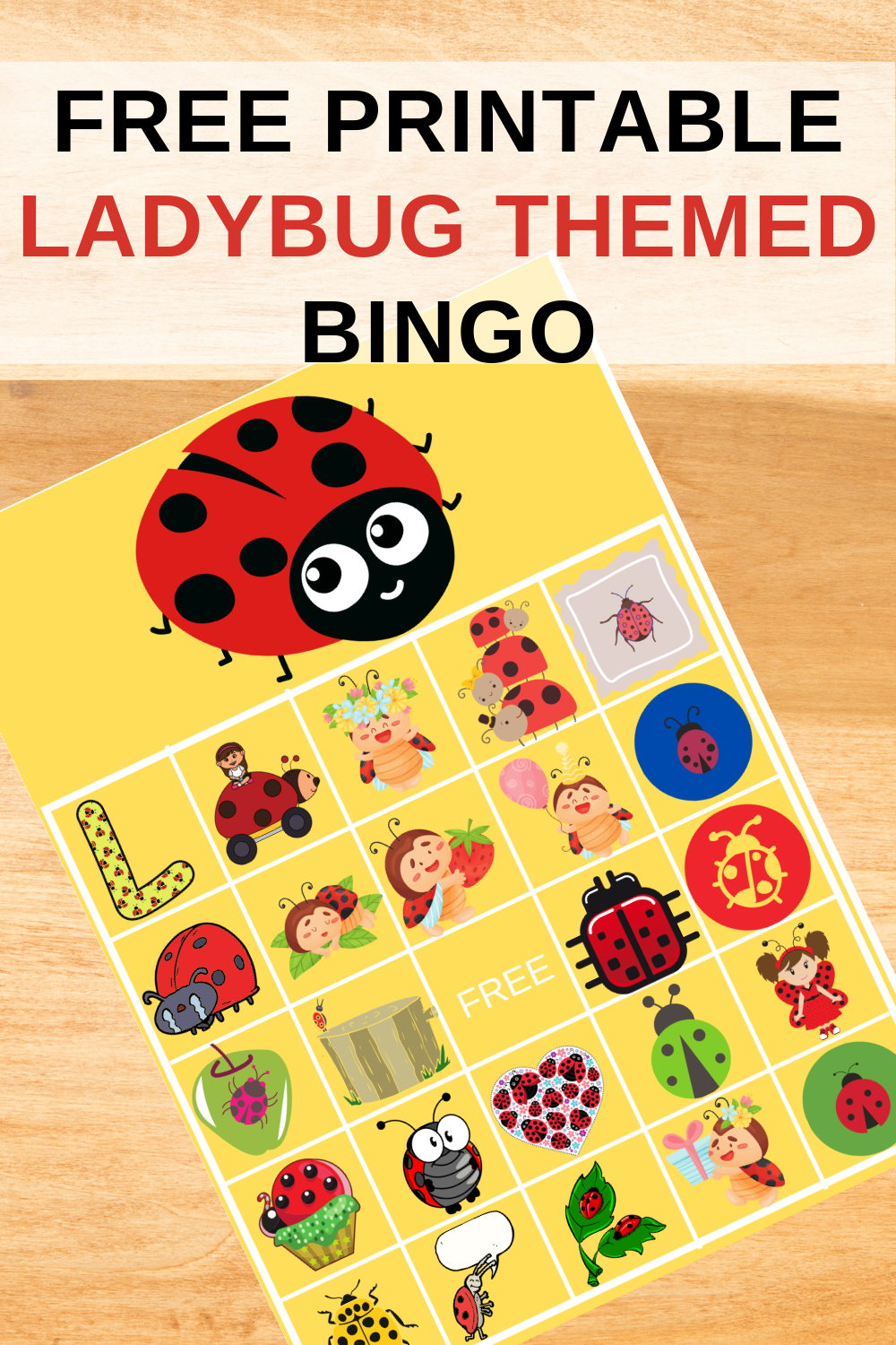 Lady bug birthday party game ideas for toddlers