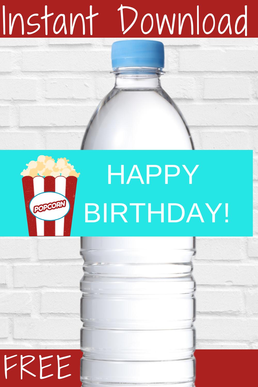 first birthday carnival beverage ideas