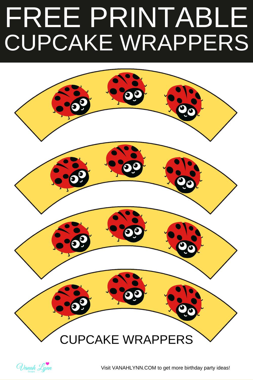ladybug birthday party dessert table ideas