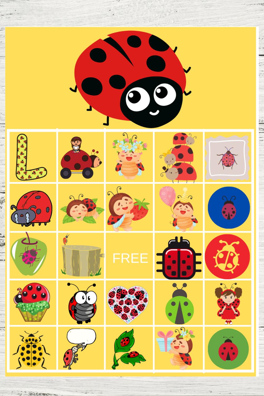 ladybug themed birthday party activity ideas