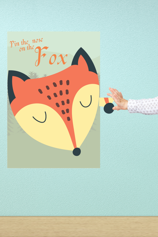 fox 1st birthday activities for kids