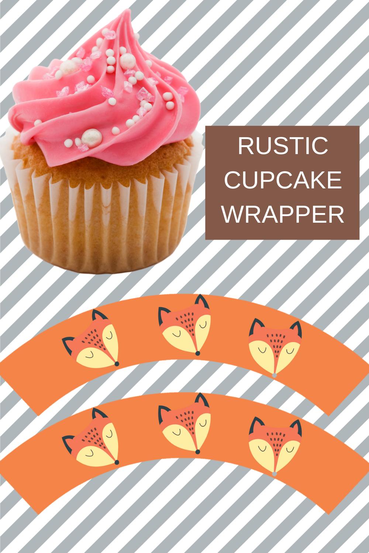 rustic first birthday dessert table ideas
