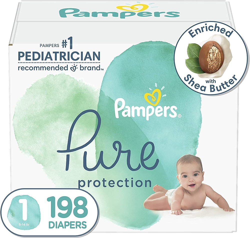 baby things to buy before birthday : diapers