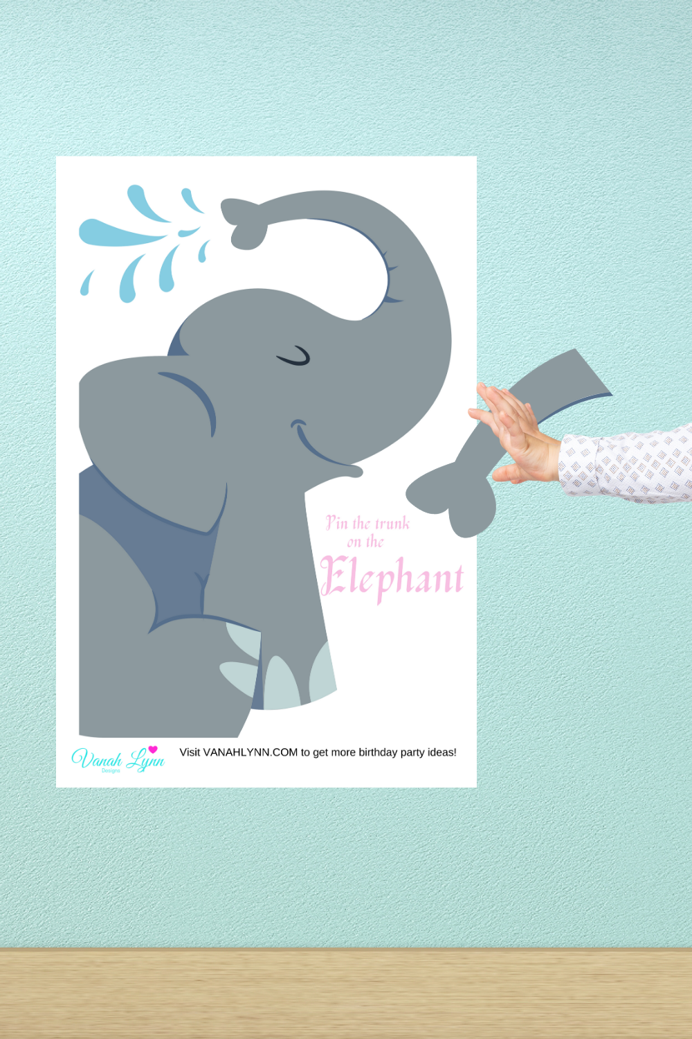 elephant birthday party activities for kids