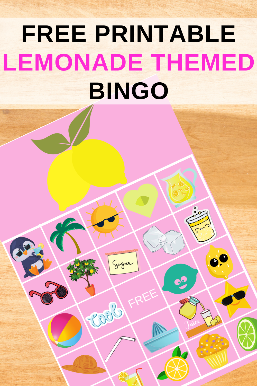 Lemonade birthday party activity ideas for a little girl's birthday