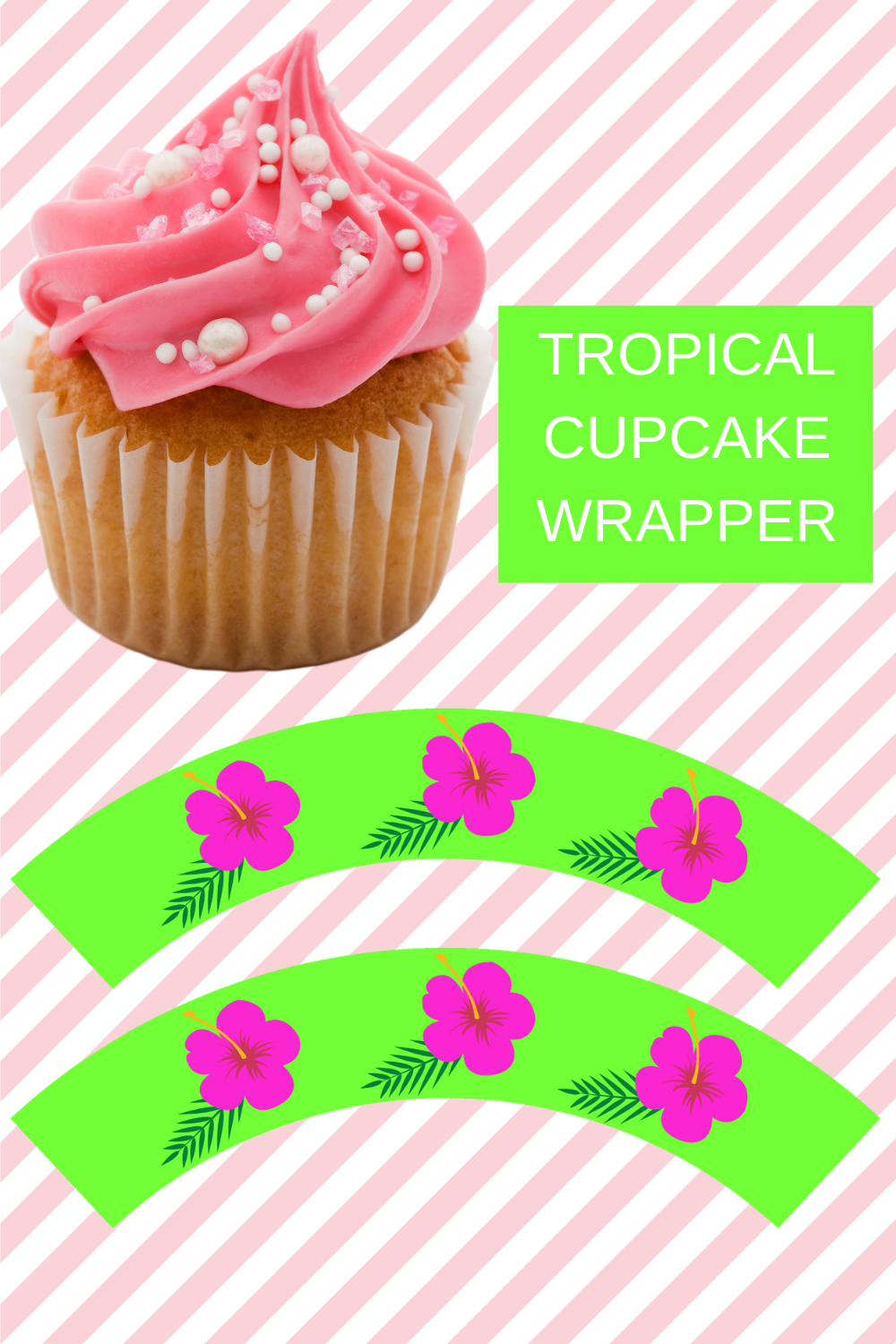 tropical 1st birthday party ideas