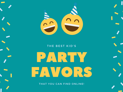 Kids Party Bags Online - The Best Kid's Goodie Bags That Ship to Your Door