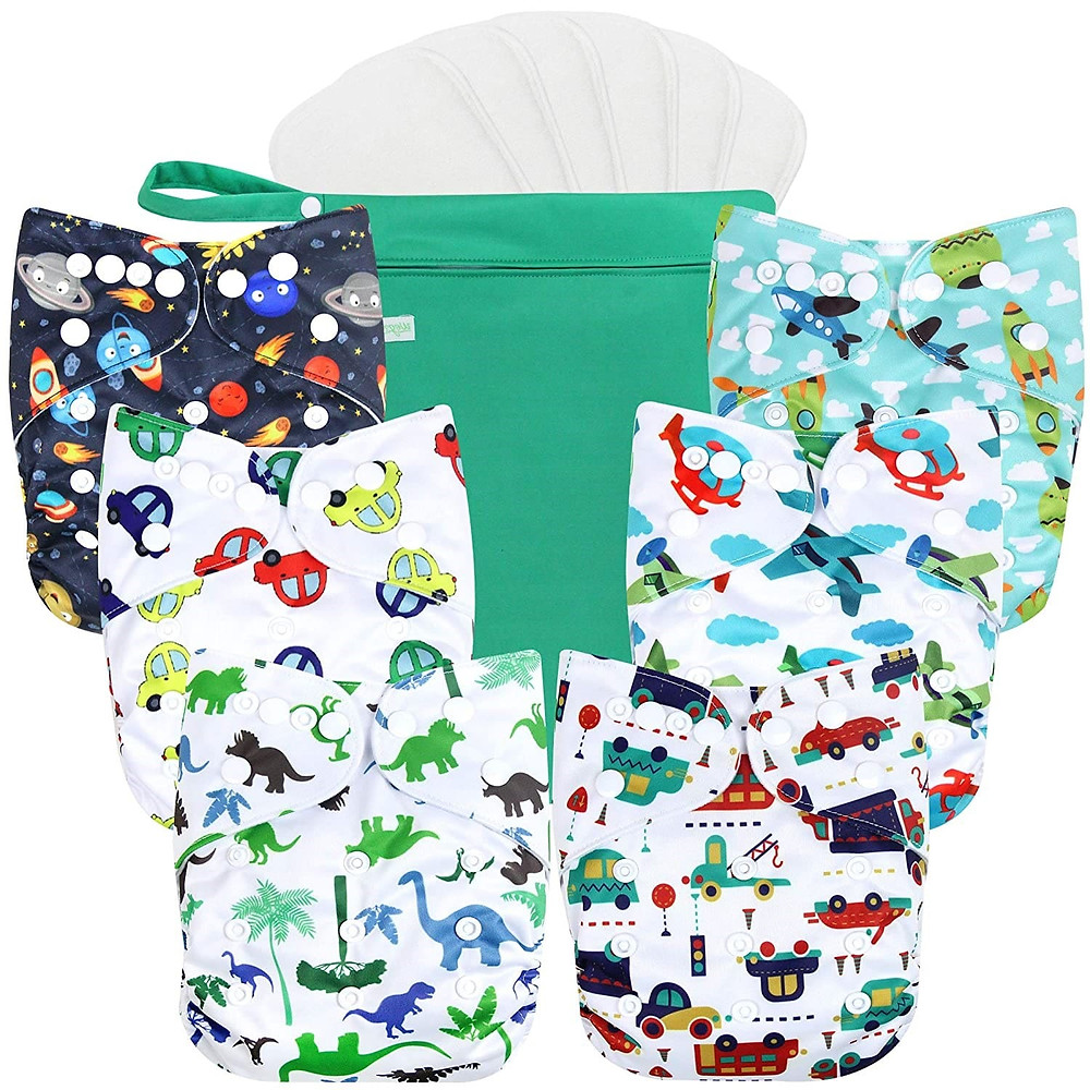 baby items list a-z: cloth diapers