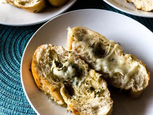 Cheesy Garlic Bread - A Family Favorite Recipe