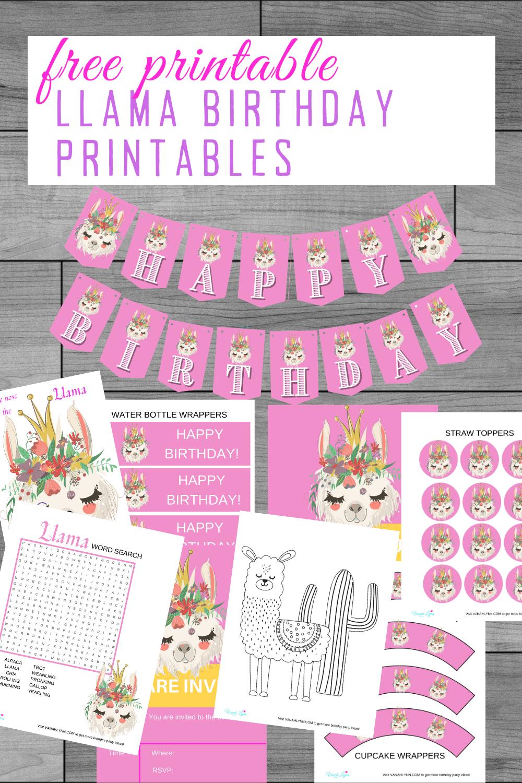 pink birthday decoration ideas