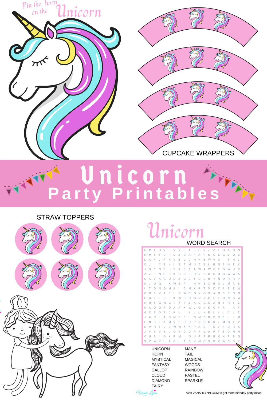 little girl birthday party ideas