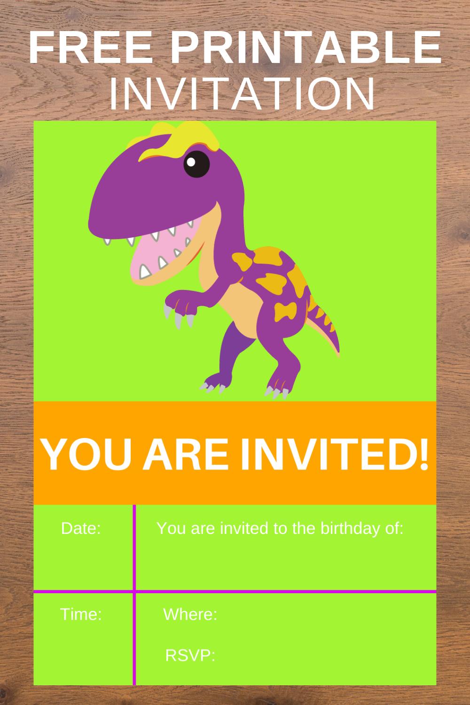1st birthday dinosaur birthday party printable ideas