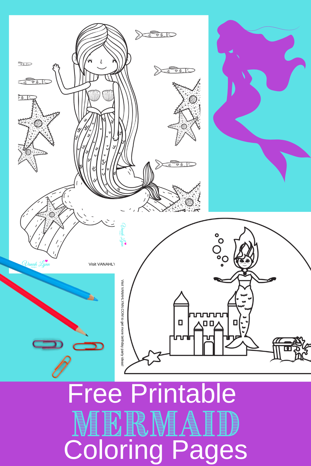 under the sea coloring pages for kids