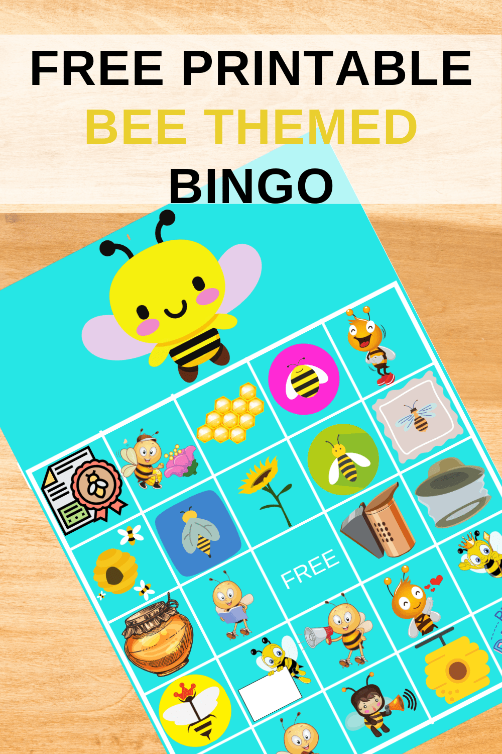 bumble bee party games