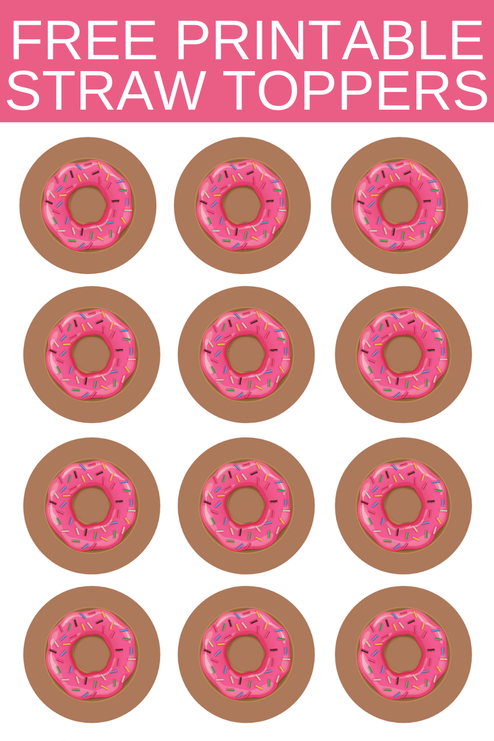 donut 1st birthday party ideas for girls