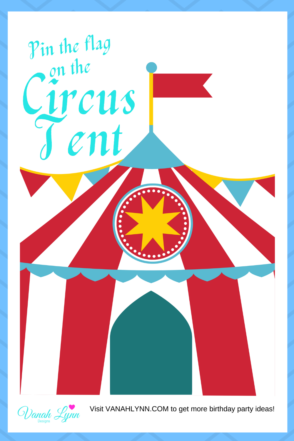 circus birthday party activities for kids