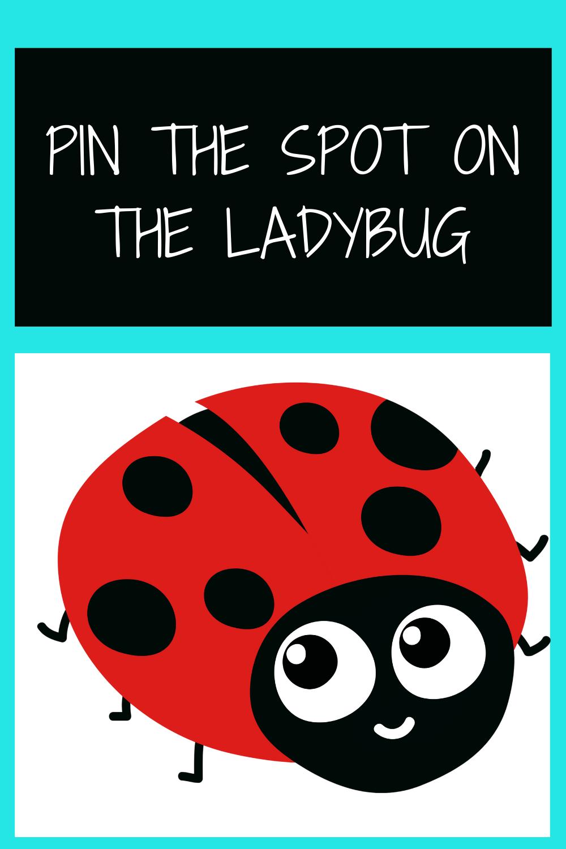 ladybug birthday party activities free