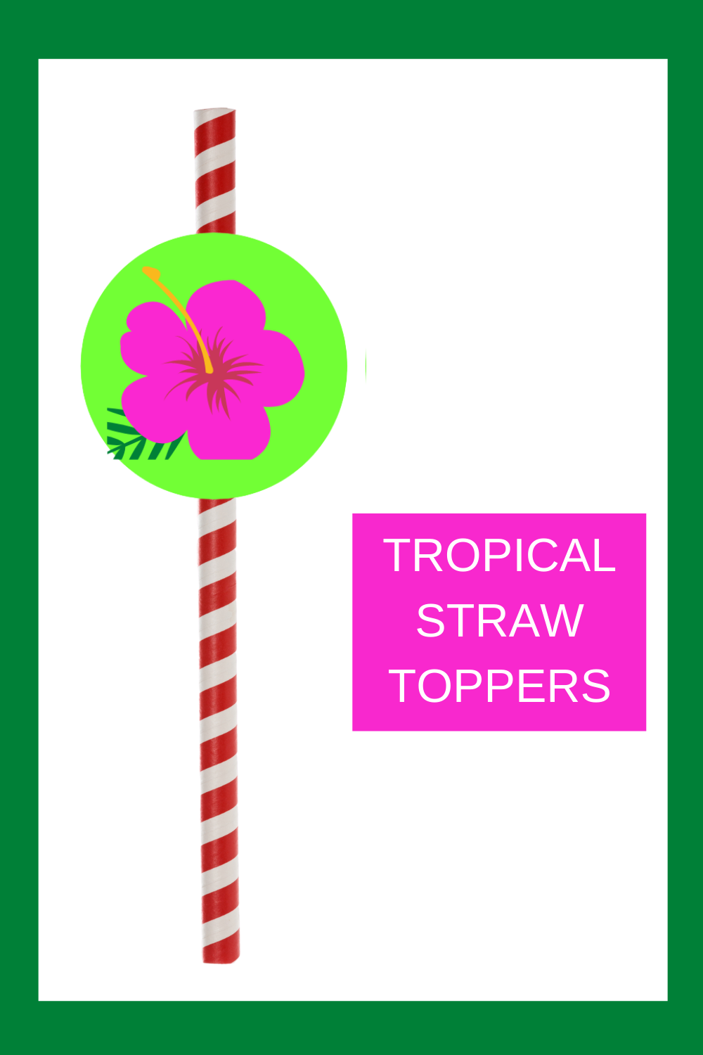 tropical 1st birthday party ideas for kids
