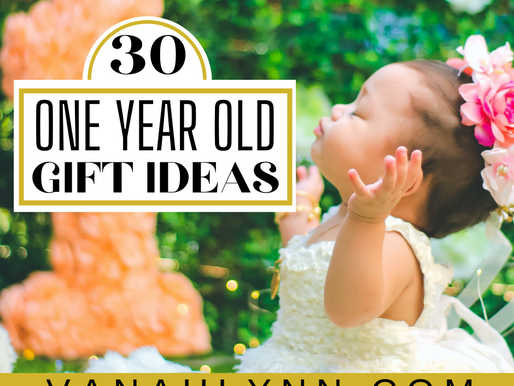 One Year Old Gift Ideas | 1st Birthday Present Ideas | Cute Gift Ideas for One Year Old