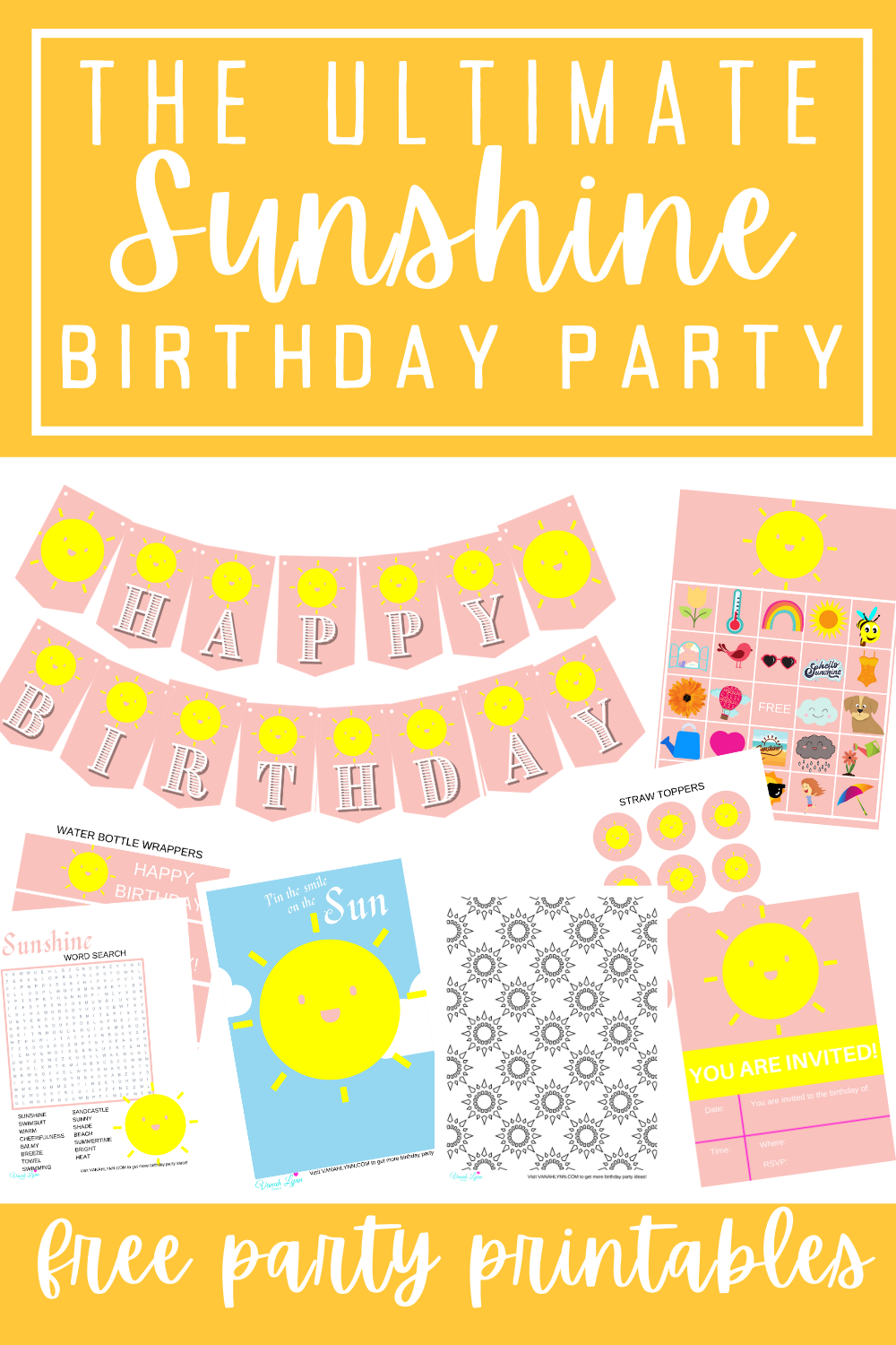 cheap kids birthday party ideas for at home