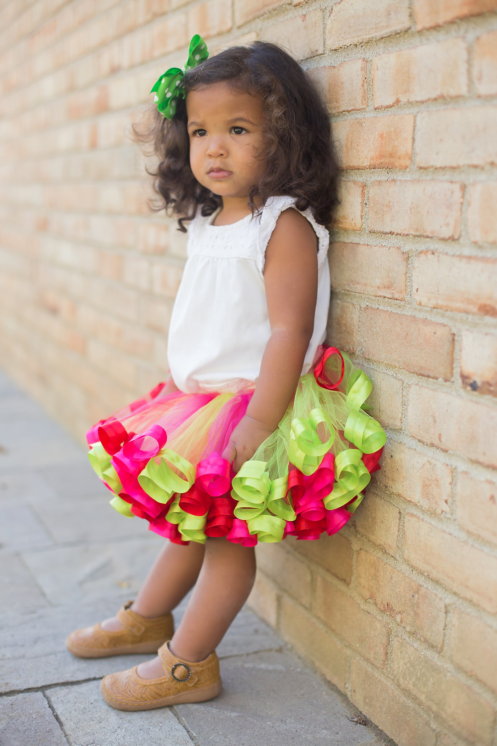 strawberry birthday outfit for 2 year old girl
