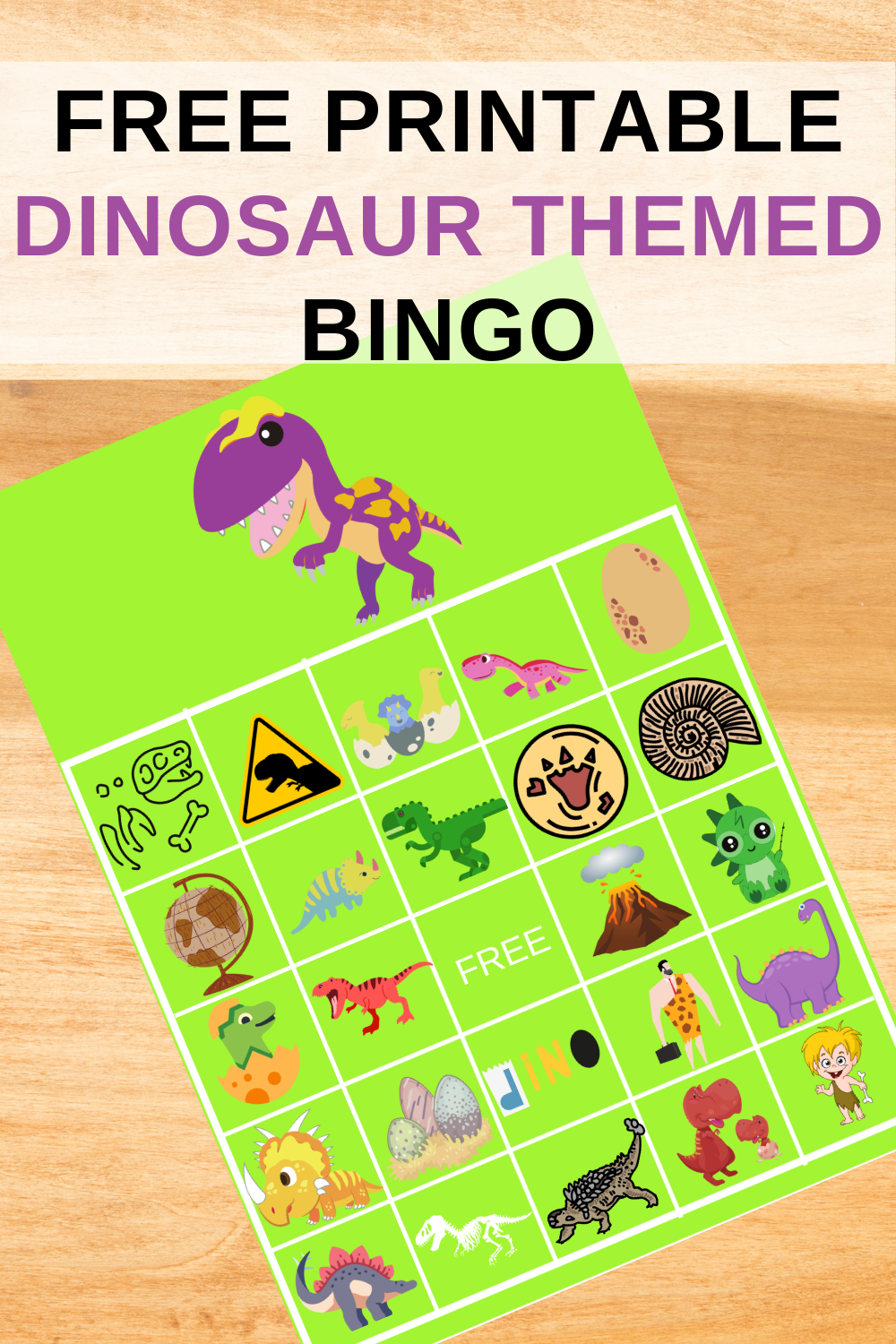 dinosaur themed birthday party games for toddlers