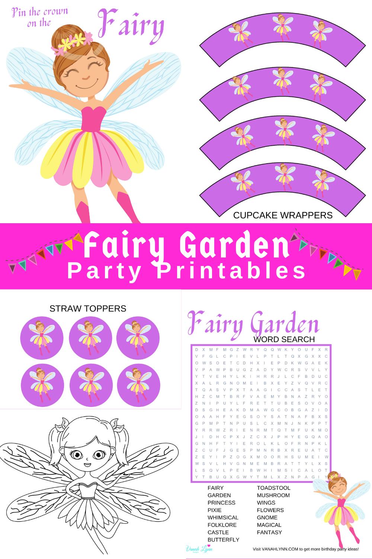 girl 1st birthday party purple birthday supplies