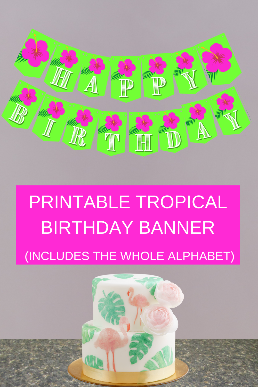 tropical birthday party birthday party decorations