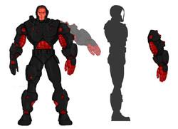 villain 3 color test-Flat ortho