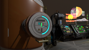 VR Project - Planet Fabricator