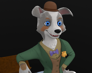 Ghost Jack Entertainment - Worthington Character for a current VR project