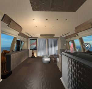 Yacht Cannes AR portal APP - Art Directed