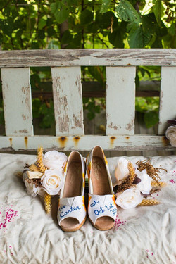 MoxxieWedding Carter Bridal shoes