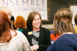 Fort Worth Chamber of Commerce Ribbon Cutting at Ensemble