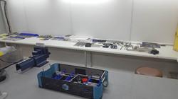 Instrument Set Assembly Area