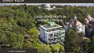 Immobilien Projekt in Wien