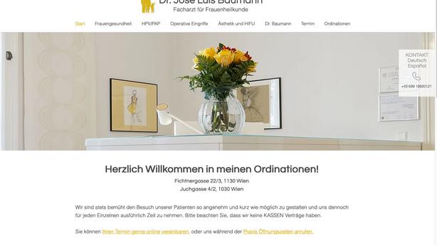 Frauenarzt in Wien