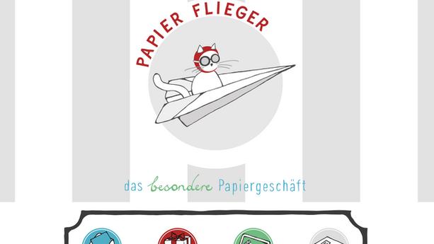 Papierflieger Wien