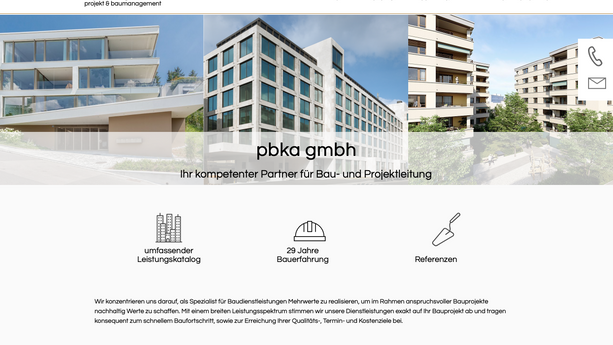 Bauleitung Zürich