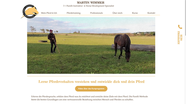 Pferdetrainer & Management Training