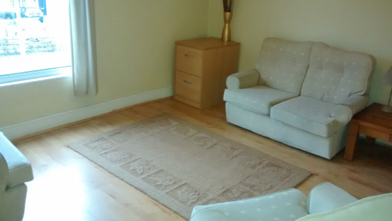 Upstairs Room in Counselling Centre
