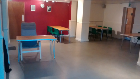 Downstairs of Counselling Centre 3