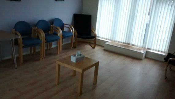 Upstairs Large Room in Counselling Centre