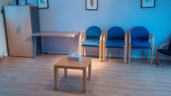 Upstairs Large Room in Counselling Centre 2