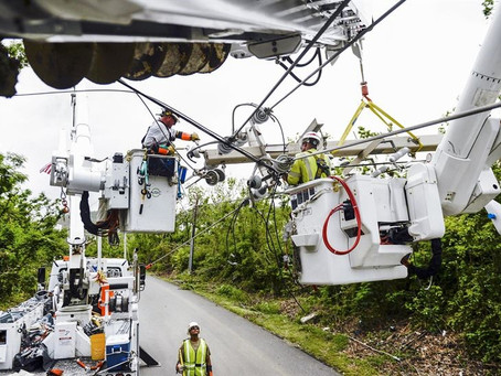 Initiatives for a Resilient Power Grid
